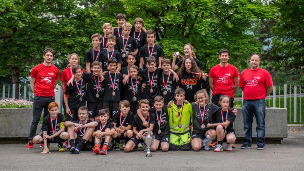 U13 Trophy: Bündner holen Silber!!
