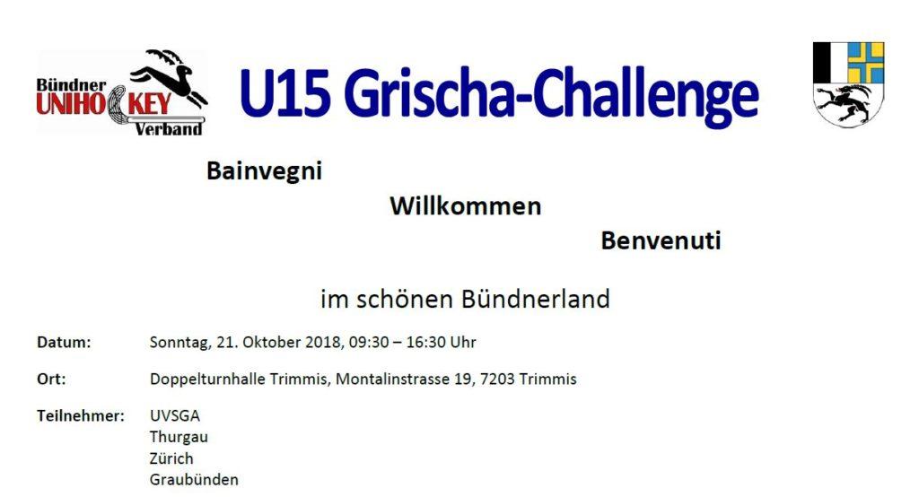 2. U15 Grischa-Challenge 2018