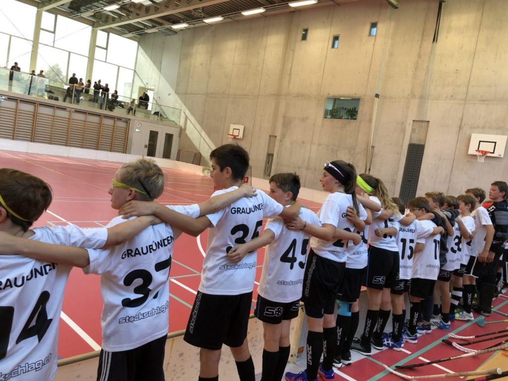 U13: zwei Testspielniederlagen in Burgdorf