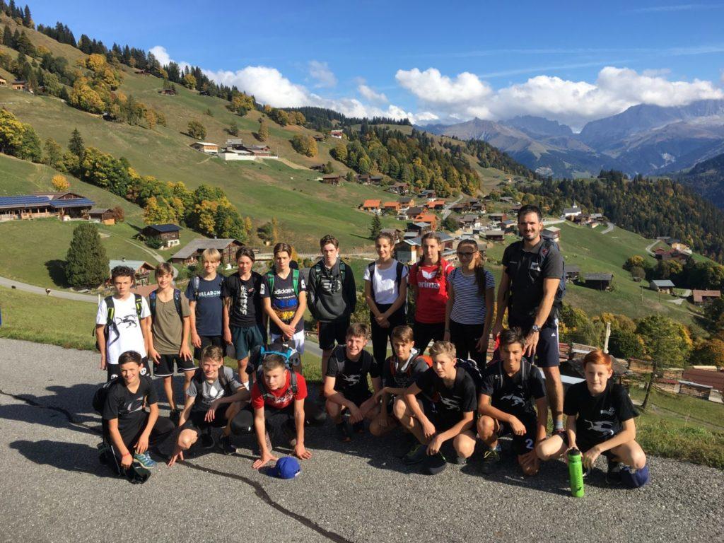 Graubünda- as tolls Team!