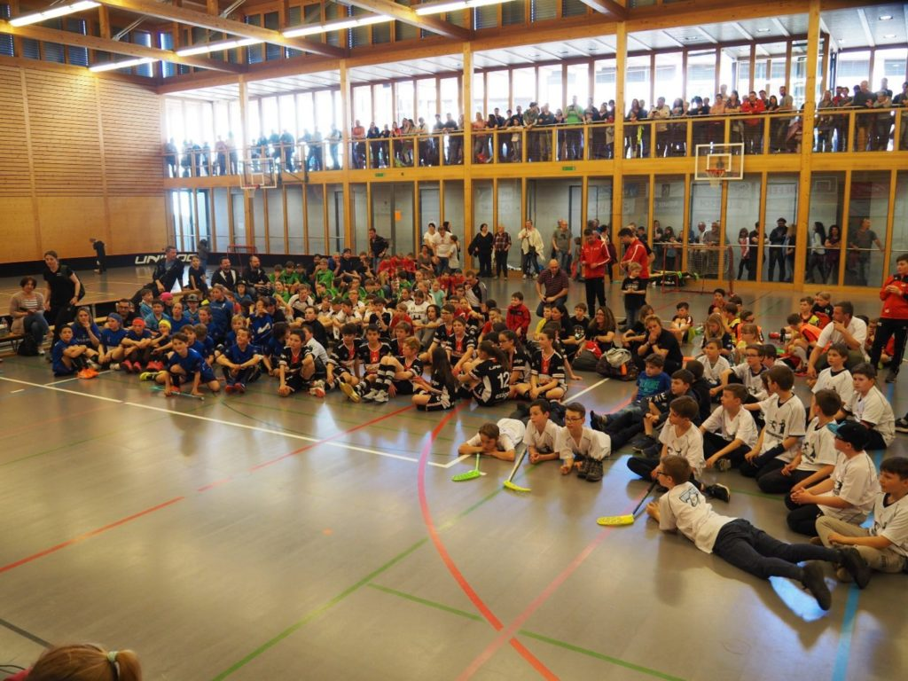 D-Junioren: Der Bündner Meistertitel hart umkämpft…